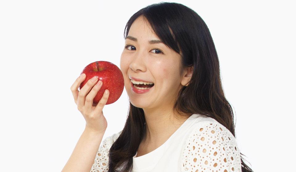 好吃又健康的青森蘋果
