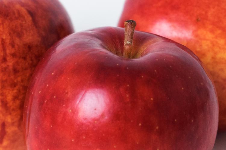 青森蘋果上的天然蠟